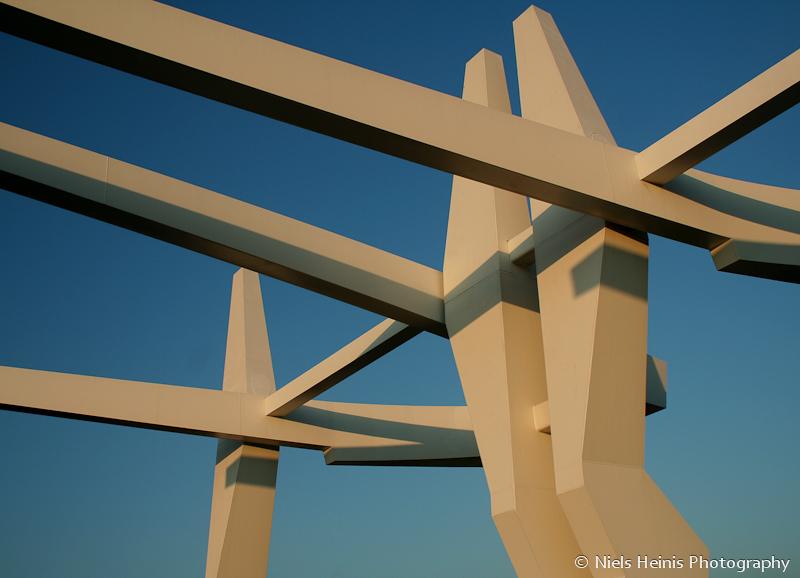 Double bridge Westpoort, Hoogkerk
