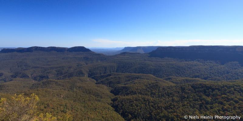Blue Mountains National Park - NSW, Australia