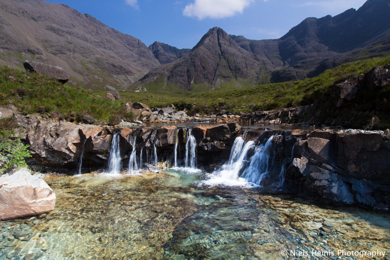 Fairy Pools, Isle of Skye, UK