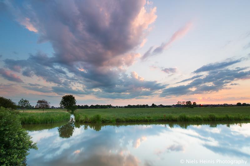 Summer evening - Hoogkerk, Groningen, NL