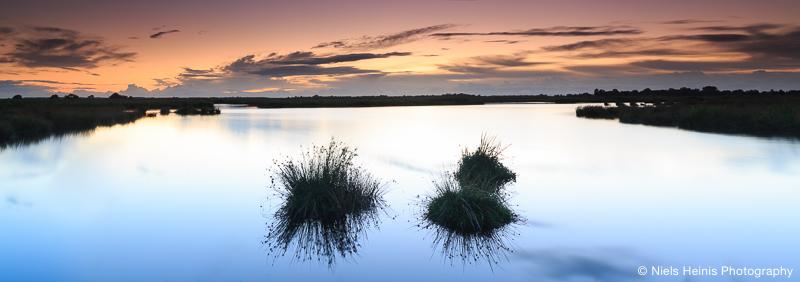 The last light - Onlanden, Drenthe, NL