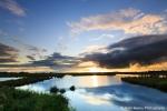 Drama in the sky - Onlanden, Drenthe, NL