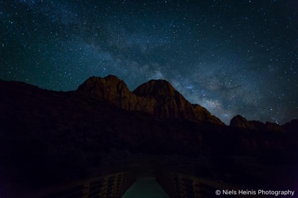 Milky Way - Zion National Park