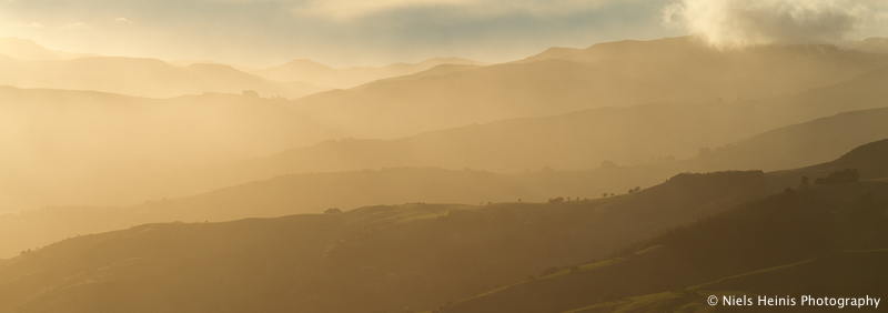 Layers - Banks Peninsula, NZ