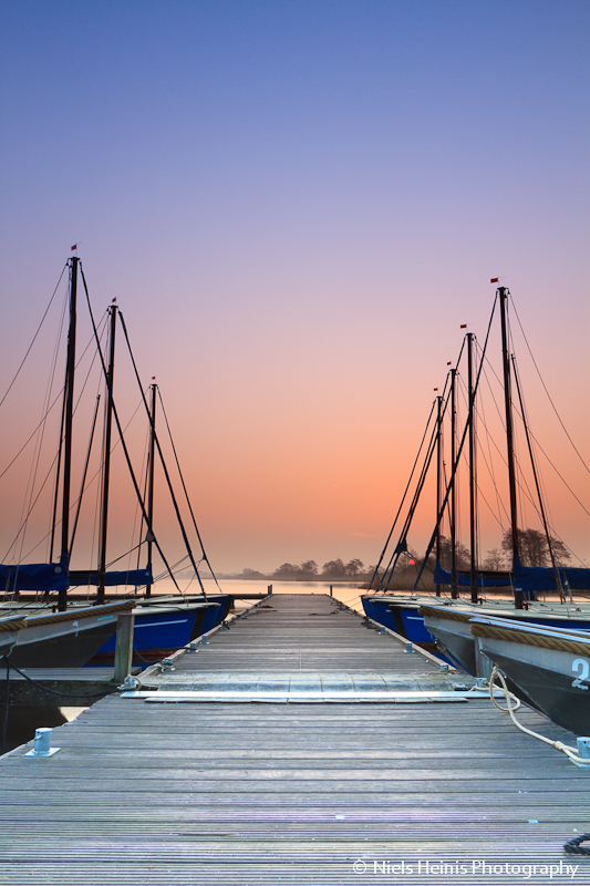 Tranquil sunrise - Leekstermeer, THe Netherlands