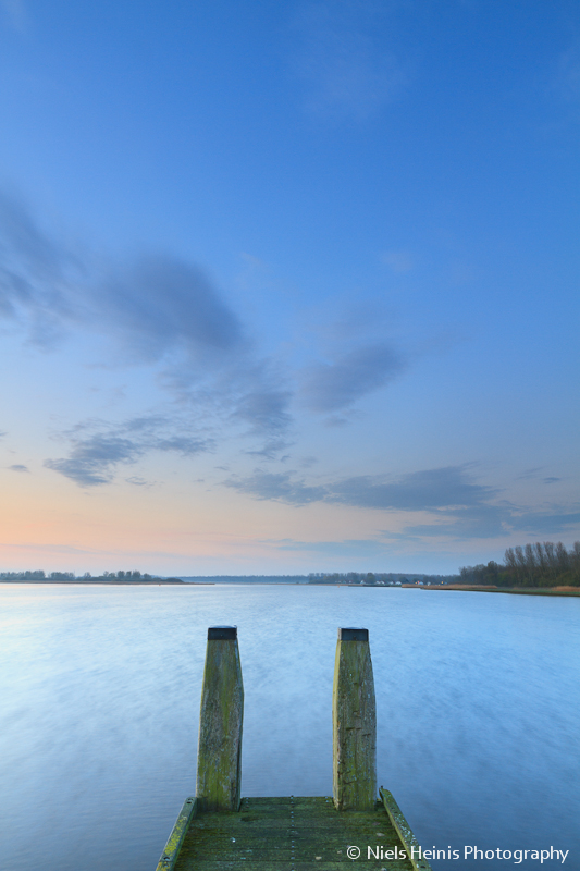 Early morning at Lauwersmeer