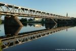 Rail bridge in Rovaniemi