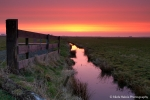 Sunrise at Onnerpolder