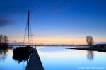 Sunrise at Zuidlaardermeer, Drenthe, NL