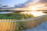 Onlanden sunset - Onlanden, Drenthe, NL